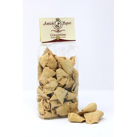 Cravattine alle mandorle intere - 200g